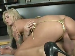 Busty wench Brooke biggs gets a Deep, hard pussy work out from Meaty cock