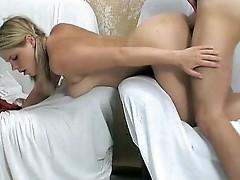 Hot Nurse dick rammed