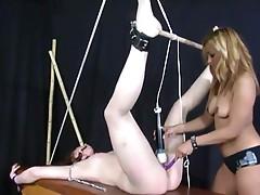 Extreme lesbian bondage porn 2by