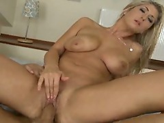 Carinna rides that cock.