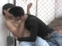 gay latinos fucking and sucking gay video