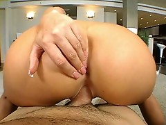 Lustful Milf Ahryan Astyn feels the firm pecker gliDing in and without her Meatbox