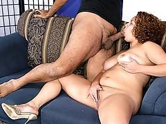 Vagina cuddling bbw Jackie