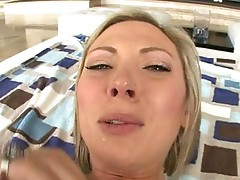 Sexually excited paRamour Skyler price acquires her wet snatch drilled by a throbbing hard cock
