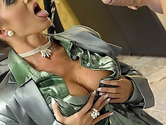 My dream piddle fuck in the office