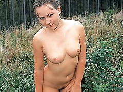 StripTease in the forest