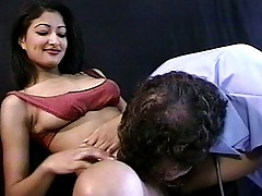 Claudia indian vagina licked