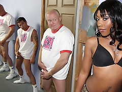 Queen Diva group orgy