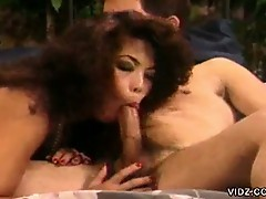 Big hard cock who loves pumping sweet brunette