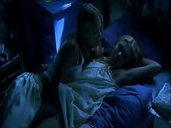 Super hot young blonde celebrity dominique swain in lesbian scene