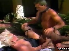 Horny bitches show pampering cock techniques in different positions