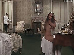 "Ornella muti showing her hot body on ""the girl from trieste"""