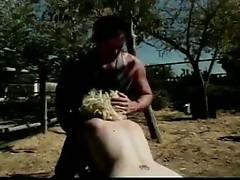 Hot blonde babe loves slamming some nice dick inside her pussy