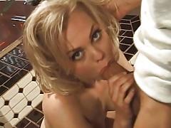 Blonde joins porn industry