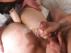 Hot bisexual fuck