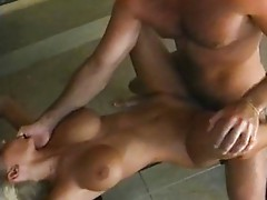 Pussy training in the gym