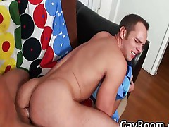 Guys love to play anal games with cocks