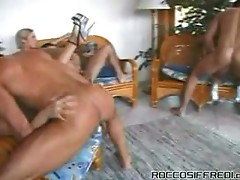 These girls are getting their tiny asses rammed and pounded