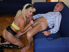 Hot Blonde hooker