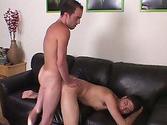 Cum eating gay studs slamming sweet ass for hardcore stuffing