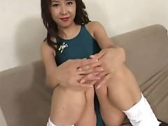 Maki miyashita gets her wet pussy fucked