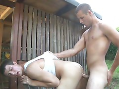 Twink scared and fucked in the ass