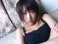 Hot asian babe that loves cock fucking
