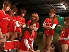 Asian Baseball Team Gender