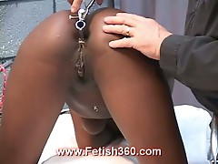 Crystal gets fucked hard really hard by and old guy