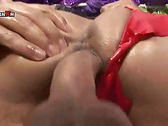 Klarisa leone gets toyed, fisted, fucked, and sucks