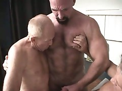 Gay daddy plug action for this tube video