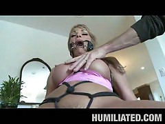 Busty blonde mom phoenix marie humiliated