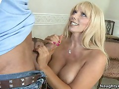 Karen fisher wants some cock plugging