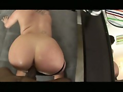Gianna michaels homemade anal fuck with jack napier