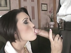 King dong with brunette dylan ryder