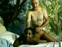 Dave cummings takes this busty ebony for a ride