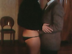 Brunette french woman cathy menard gets fucked in the hotel