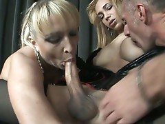 Italian shemale with drica brascuik and rau montana and axen