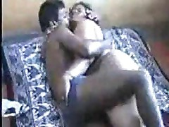 South Indian Couple fucking very hard in their bedroom part 1