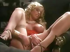 Nicole Sheridan and Nikita share a big cock between them both