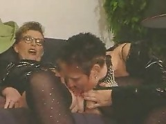 granny orgy part 1