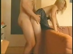 Sexy Milf loves it from behind !