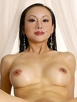 Hot flexible sexy older asian lady