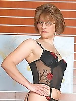 Milf office manager
