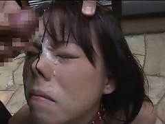 noseclip bukkake part 1