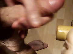 Fleshlight sloppy cum