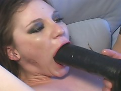 Rough sex for pornstar