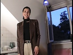 After office masturbation