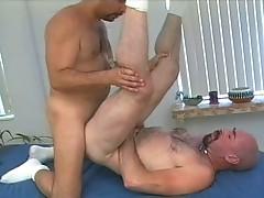Horny gay dads fucking hard