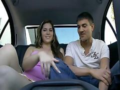backseat bimbos!